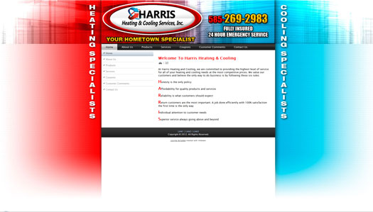 Harris Heating And Cooling