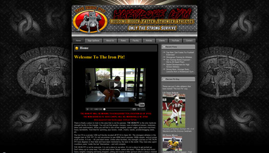 The Iron Pit Gym