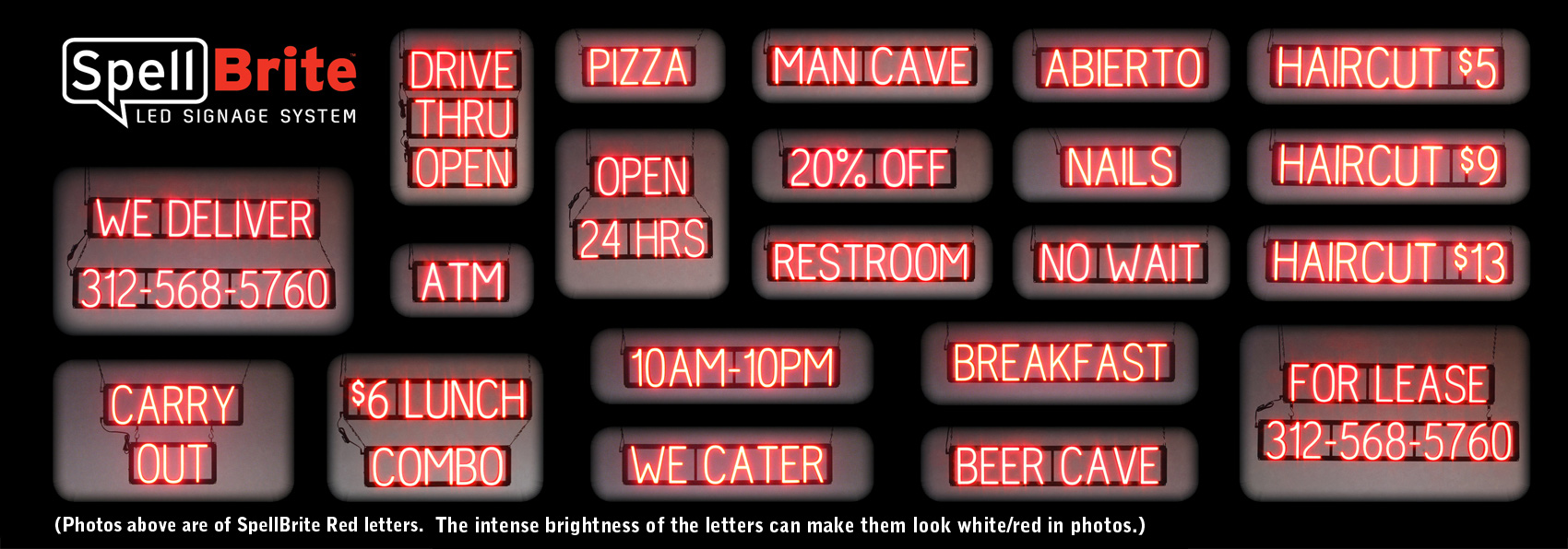 Custom LED Letter Signs - Rochester Signs And Graphics Rochester NY