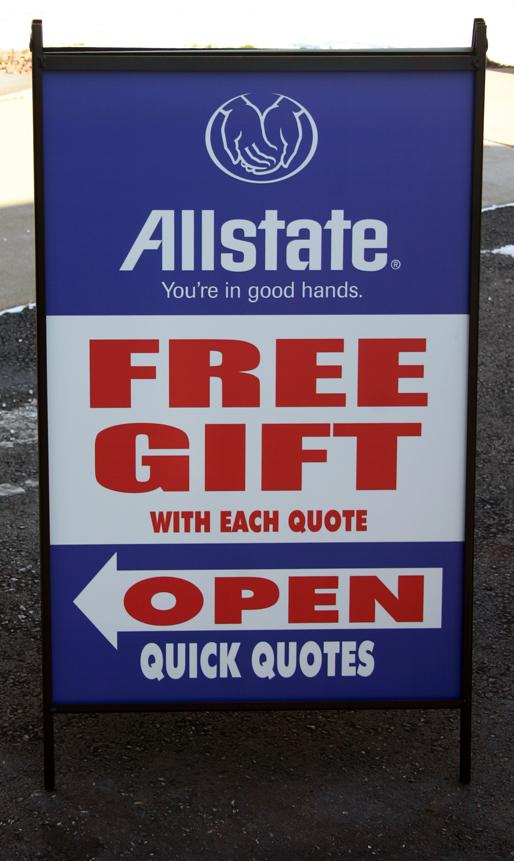 Aframe For Allstate Insurance At 3366 Latta Rd Greece Ny