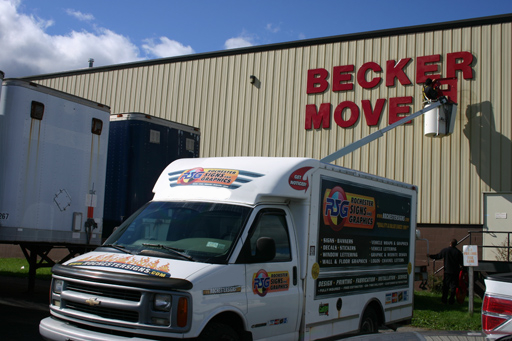 BeckerMovers-RSG Truck