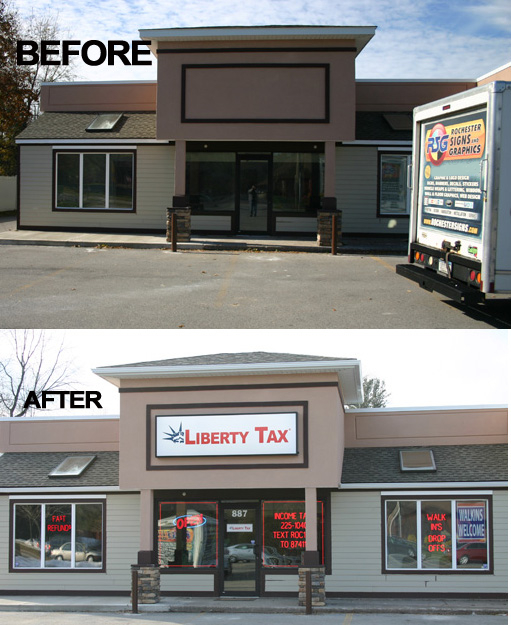 Before-After_LibertyTax Greece - building before_514