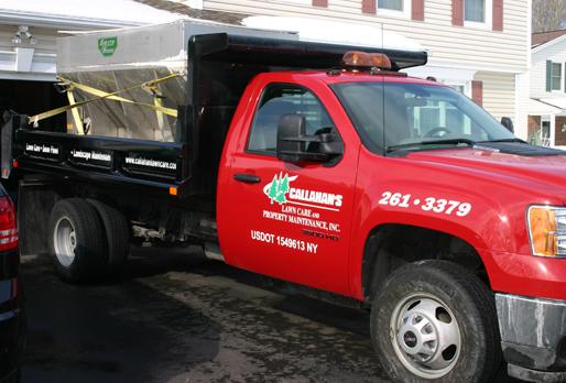 Callahan Dump Truck_front_514