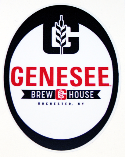 Custom decals for genesee brew house 25 cataract st rochester ny