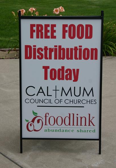 Free Food Aframe