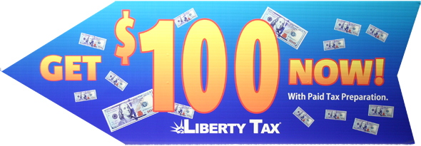 Liberty Tax Greece Dewey-Arrow_590