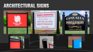 Rsg Products Rochester Signs And Graphics Rochester Ny