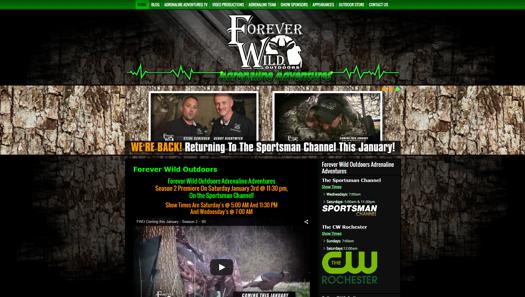 foreverwildoutdoors-website